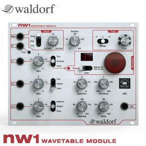 Waldorf | nw1 WAVETABLE MODULE【店頭展示品処分特価!