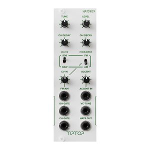 Tiptop Audio | HATS-909 Hi-Hats