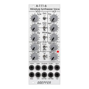 Doepfer   A-111-6 Miniature Synthesizer Voice