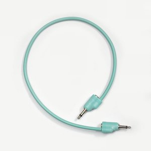Tiptop Audio | Stackable Cable Cyan 40cm<img class='new_mark_img2' src='//img.shop-pro.jp/img/new/icons5.gif' style='border:none;display:inline;margin:0px;padding:0px;width:auto;' />
