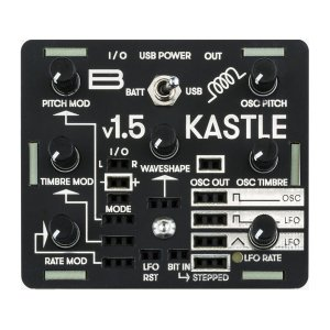 Bastl Instruments | KASTLE V1.5<img class='new_mark_img2' src='//img.shop-pro.jp/img/new/icons29.gif' style='border:none;display:inline;margin:0px;padding:0px;width:auto;' />