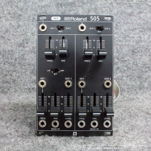 Roland | SYSTEM-500 505 VCF【店頭展示品処分特価!】<img class='new_mark_img2' src='//img.shop-pro.jp/img/new/icons20.gif' style='border:none;display:inline;margin:0px;padding:0px;width:auto;' />
