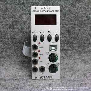 Doepfer | A-190-4 MIDI/USB CV Interface【中古】