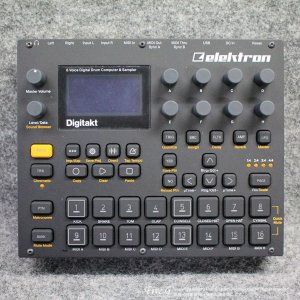 Elektron | Digitakt【中古】<img class='new_mark_img2' src='//img.shop-pro.jp/img/new/icons7.gif' style='border:none;display:inline;margin:0px;padding:0px;width:auto;' />