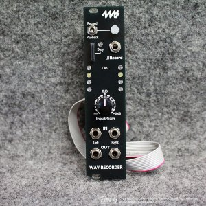 4MS | WAV Recorder【中古】