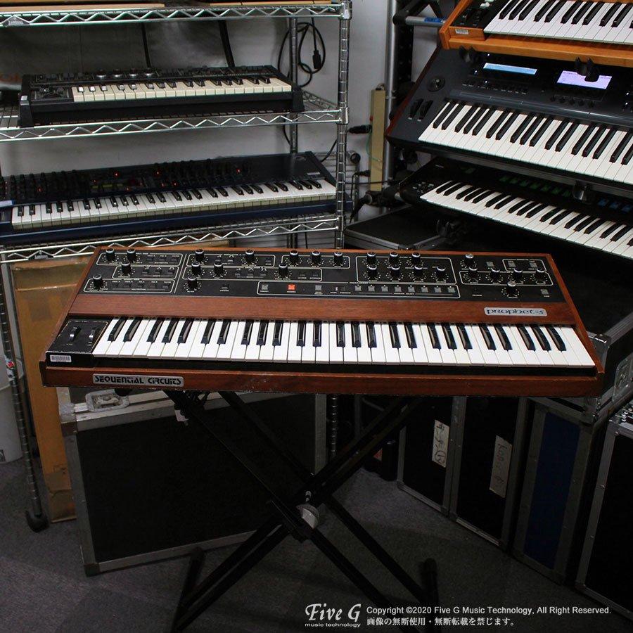 S.C.I | Prophet-5 Rev3.2 MIDI 120PGM | ヴィンテージ - Vintage ...