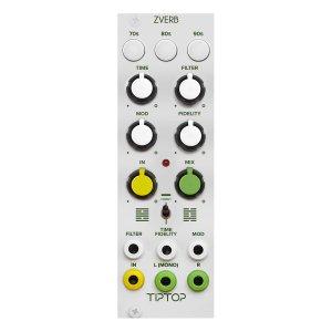 Tiptop Audio | ZVERB(White Panel)