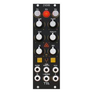 Tiptop Audio | ZVERB(Black Panel)