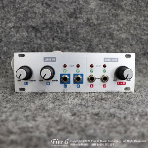 Intellijel | Audio I/O 1U【中古】