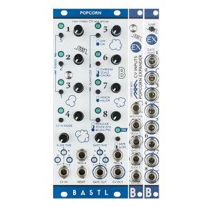 Bastl Instruments | POPCORN + Gate Expander & CV Expander