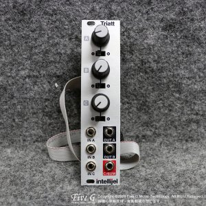 Intellijel | Triatt【中古】<img class='new_mark_img2' src='//img.shop-pro.jp/img/new/icons7.gif' style='border:none;display:inline;margin:0px;padding:0px;width:auto;' />