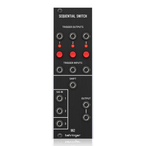 Behringer | 962 SEQUENTIAL SWITCH<img class='new_mark_img2' src='//img.shop-pro.jp/img/new/icons5.gif' style='border:none;display:inline;margin:0px;padding:0px;width:auto;' />