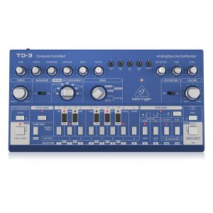 Behringer | TD-3-BU<img class='new_mark_img2' src='//img.shop-pro.jp/img/new/icons5.gif' style='border:none;display:inline;margin:0px;padding:0px;width:auto;' />