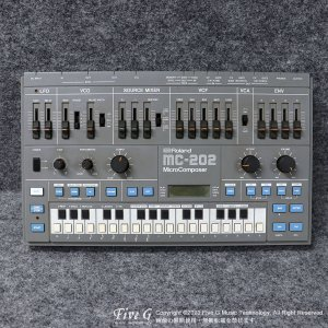 Roland | MC-202【中古】<img class='new_mark_img2' src='//img.shop-pro.jp/img/new/icons7.gif' style='border:none;display:inline;margin:0px;padding:0px;width:auto;' />