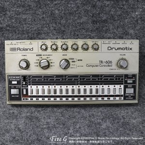 Roland | TR-606 パラアウト改造品【中古】<img class='new_mark_img2' src='//img.shop-pro.jp/img/new/icons7.gif' style='border:none;display:inline;margin:0px;padding:0px;width:auto;' />