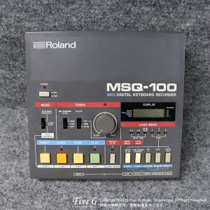 Roland | MSQ-100【中古】<img class='new_mark_img2' src='//img.shop-pro.jp/img/new/icons7.gif' style='border:none;display:inline;margin:0px;padding:0px;width:auto;' />