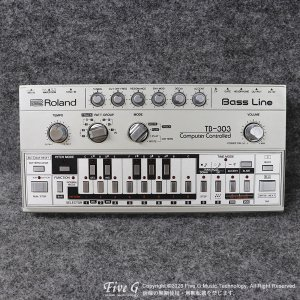 Roland | TB-303【中古】<img class='new_mark_img2' src='//img.shop-pro.jp/img/new/icons7.gif' style='border:none;display:inline;margin:0px;padding:0px;width:auto;' />