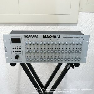 Doepfer | MAQ 16/3 Ver.3 Silver現状 並行品【中古】<img class='new_mark_img2' src='//img.shop-pro.jp/img/new/icons7.gif' style='border:none;display:inline;margin:0px;padding:0px;width:auto;' />