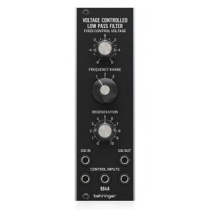 Behringer | 904A VC LOW PASS FILTER<img class='new_mark_img2' src='//img.shop-pro.jp/img/new/icons5.gif' style='border:none;display:inline;margin:0px;padding:0px;width:auto;' />