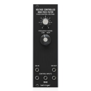 Behringer | 904B VC HIGH PASS FILTER<img class='new_mark_img2' src='//img.shop-pro.jp/img/new/icons5.gif' style='border:none;display:inline;margin:0px;padding:0px;width:auto;' />