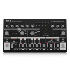 Behringer | TD-3-BK<img class='new_mark_img2' src='//img.shop-pro.jp/img/new/icons5.gif' style='border:none;display:inline;margin:0px;padding:0px;width:auto;' />