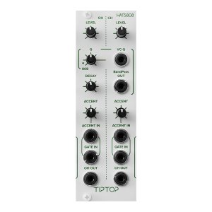Tiptop Audio | HATS-808 Hi-Hats