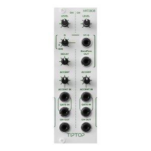 Tiptop Audio | HATS-808 Hi-Hats