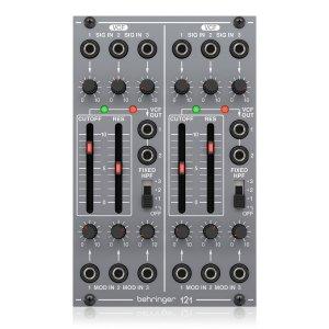 Behringer | 121 DUAL VCF -System 100