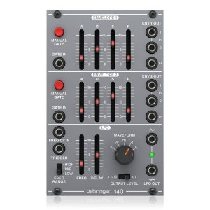Behringer | 140 DUAL ENVELOPE/LFO -System 100<img class='new_mark_img2' src='https://img.shop-pro.jp/img/new/icons5.gif' style='border:none;display:inline;margin:0px;padding:0px;width:auto;' />