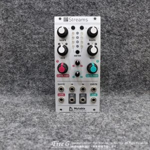 Mutable Instruments | Streams【中古】<img class='new_mark_img2' src='//img.shop-pro.jp/img/new/icons7.gif' style='border:none;display:inline;margin:0px;padding:0px;width:auto;' />