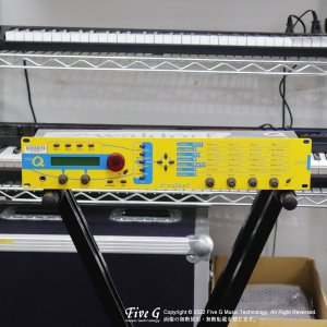 Waldorf | Micro Q Rack Yellow【中古】