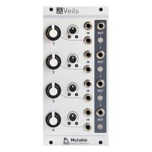 Mutable Instruments | Veils【旧パネル特価】