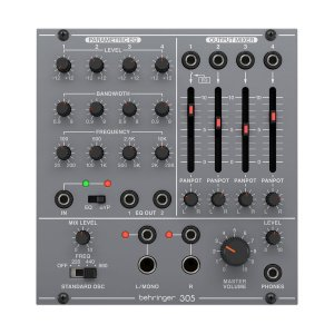 Behringer | 305 EQ/MIXER/OUTPUT -System 100
