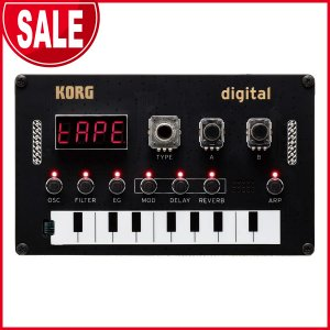 KORG | Nu:Tekt NTS-1 digital KIT 【MIDI変換ケーブルプレゼントキャンペーン!】<img class='new_mark_img2' src='https://img.shop-pro.jp/img/new/icons20.gif' style='border:none;display:inline;margin:0px;padding:0px;width:auto;' />