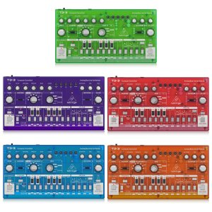 Behringer | TD-3-スケルトンカラーシリーズ<img class='new_mark_img2' src='https://img.shop-pro.jp/img/new/icons5.gif' style='border:none;display:inline;margin:0px;padding:0px;width:auto;' />