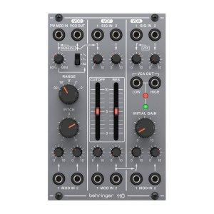 Behringer | 110 VCO/VCF/VCA -System 100