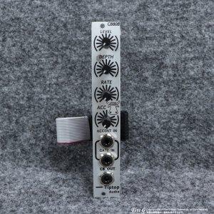 Tiptop Audio   CB-808 Silver【中古】