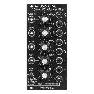 Doepfer | A-106-6V 16 Fold VC Xpander Filter