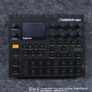 Elektron | Digitakt【中古】<img class='new_mark_img2' src='https://img.shop-pro.jp/img/new/icons7.gif' style='border:none;display:inline;margin:0px;padding:0px;width:auto;' />