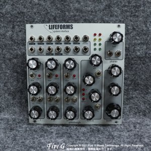 Pittsburgh Modular | Lifeform System Interface【中古】<img class='new_mark_img2' src='https://img.shop-pro.jp/img/new/icons7.gif' style='border:none;display:inline;margin:0px;padding:0px;width:auto;' />