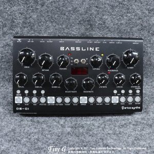 Erica Synths | Bassline DB-01【中古】<img class='new_mark_img2' src='https://img.shop-pro.jp/img/new/icons7.gif' style='border:none;display:inline;margin:0px;padding:0px;width:auto;' />