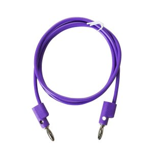 Buchla | Banana Cable Violet 100cm