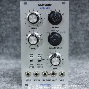 AMSynths | AM8008 SH05 VCO【中古】<img class='new_mark_img2' src='https://img.shop-pro.jp/img/new/icons7.gif' style='border:none;display:inline;margin:0px;padding:0px;width:auto;' />