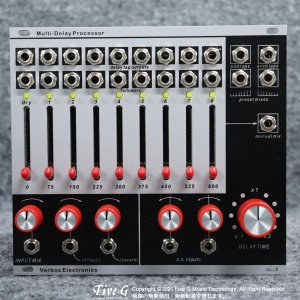 Verbos Electronics   Multi-Delay Processor【中古】<img class='new_mark_img2' src='https://img.shop-pro.jp/img/new/icons7.gif' style='border:none;display:inline;margin:0px;padding:0px;width:auto;' />