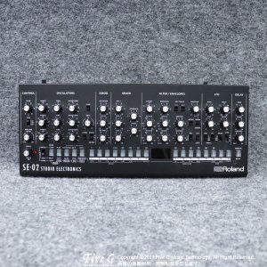 Roland | SE-02【中古】<img class='new_mark_img2' src='https://img.shop-pro.jp/img/new/icons7.gif' style='border:none;display:inline;margin:0px;padding:0px;width:auto;' />