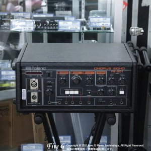 Roland | RE-501【中古】<img class='new_mark_img2' src='https://img.shop-pro.jp/img/new/icons7.gif' style='border:none;display:inline;margin:0px;padding:0px;width:auto;' />