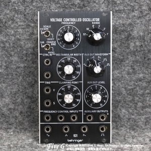 Behringer | 921 VCO - system 55【店頭展示機処分特価!】<img class='new_mark_img2' src='https://img.shop-pro.jp/img/new/icons20.gif' style='border:none;display:inline;margin:0px;padding:0px;width:auto;' />