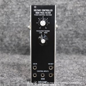 Behringer | 904B VC HIGH PASS FILTER - system 55【店頭展示機処分特価!】<img class='new_mark_img2' src='https://img.shop-pro.jp/img/new/icons20.gif' style='border:none;display:inline;margin:0px;padding:0px;width:auto;' />