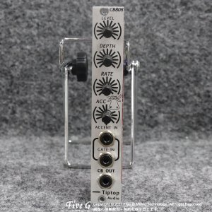 Tiptop Audio | CB-808 (Silver)【店頭展示機処分特価!】<img class='new_mark_img2' src='https://img.shop-pro.jp/img/new/icons20.gif' style='border:none;display:inline;margin:0px;padding:0px;width:auto;' />