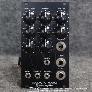 Erica Synths | Black Output Module V1【中古】<img class='new_mark_img2' src='https://img.shop-pro.jp/img/new/icons7.gif' style='border:none;display:inline;margin:0px;padding:0px;width:auto;' />